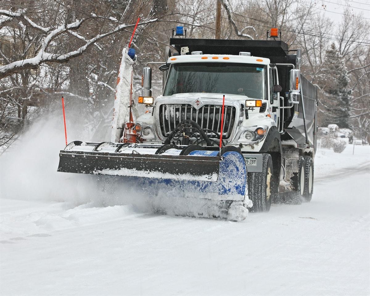 Lakewood Single Snow Plow